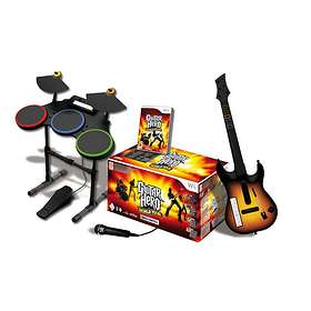 Guitar Hero: World Tour (inkl. Instrument) (Wii)