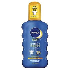 Nivea Protect & Moisture Sun Spray SPF15 200ml