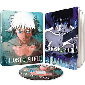 Ghost in the Shell - Limited Edition SteelBook (UK)