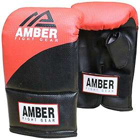 Amber Fight Gear Boxing Bag Gloves