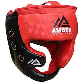 Amber Fight Gear Boxing Head Guard