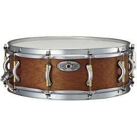 "Pearl Sensitone Premium African Mahogany Snare 15""x5"""