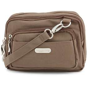 f82dffe2f49ae Find the best price on Baggallini Triple Zip Bagg