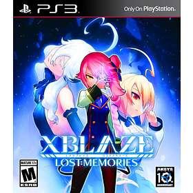 Xblaze: Lost Memories (PS3)