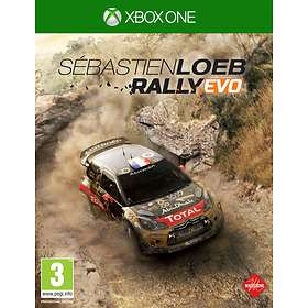 Sebastien Loeb Rally Evo (Xbox One)