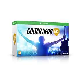 Guitar Hero Live (incl. Guitar)