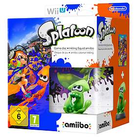 Splatoon (incl. Amiibo Squid Figure)