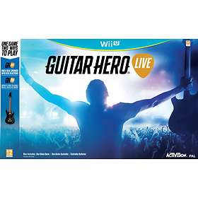 Guitar Hero Live (inkl. Guitar) (Wii U)