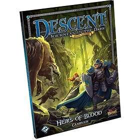 Fantasy Flight Games Descent: Journeys in the Dark - Heirs of Blood (exp.)