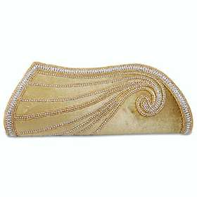Indianbeautifulart Fashionable Beaded Clutch Bag Clp1230