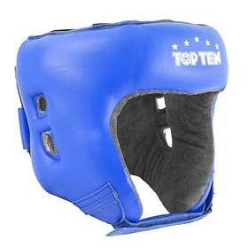 Top Ten AIBA Leather Head Guard (4069)