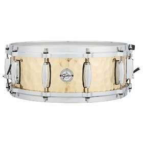 """Gretsch Hammered Brass Snare 14""""x5"""""""