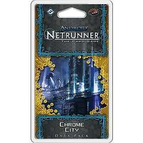 Fantasy Flight Games Android: Netrunner - Chrome City (exp.)