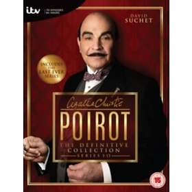 Poirot - The Definitive Collection - Series 1-13 (UK)