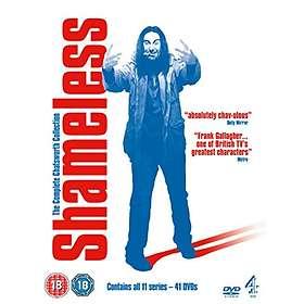 Shameless - Complete All 11 Series