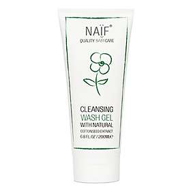 Naif Cleansing Baby Wash Gel 200ml
