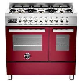 Bertazzoni Professional Series PRO90 6 MFE D VI T (Röd)