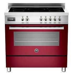 Bertazzoni Professional Series PRO90 5I MFE S VI T (Röd)
