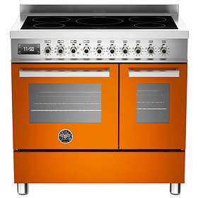 Bertazzoni Professional Series PRO90 5I MFE D AR T (Orange)