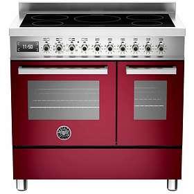 Bertazzoni Professional Series PRO90 5I MFE D VI T (Röd)