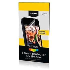 Grixx Optimum Battery Case for iPhone 5/5s/SE