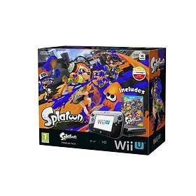 Nintendo Wii U Premium (+ Splatoon)