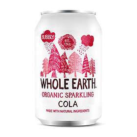 Whole Earth Lightly Sparkling Organic Cola Burk 0,33l