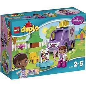LEGO Duplo 10605 Rosie l'ambulance de Docteur La Peluche