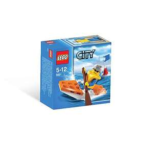 LEGO Creator 5621 Coast Guard Kayak