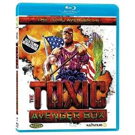 The Toxic Avenger Box