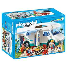 Playmobil Summer Fun 6671 Summer Camper