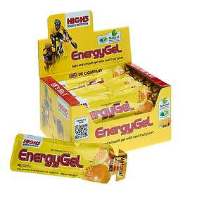 High5 EnergyGel Gel 40g 20stk