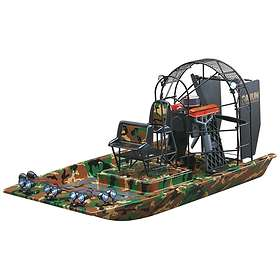AquaCraft Models Cajun Commander Airboat RTR