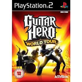 Guitar Hero: World Tour (PS2)