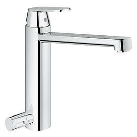 Grohe Eurosmart Cosmopolitan Kitchen Mixer Tap 30195000 (Chrome)