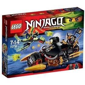 Ninjago Meilleur Au Prix Lego 70607 Dans Poursuite Ville La yfgYb76