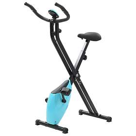 vidaXL Folding Magnetic Exercise Bike Xbike 2.5kg