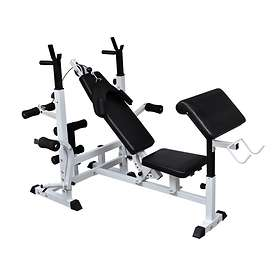 vidaXL Weight Multi Bench