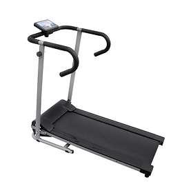 "vidaXL Treadmill With 3"" LCD"