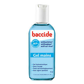 Baccide Alcoholic Hand Sanitiser Gel 750ml