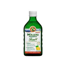 Möller's Pharma Tran D+ 250ml