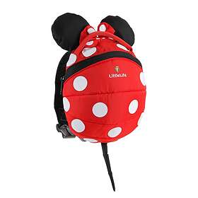 LittleLife Minnie Disney Daysack With Rein