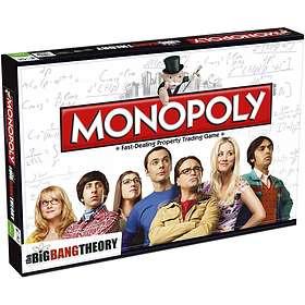 USAopoly Monopoly: Big Bang Theory