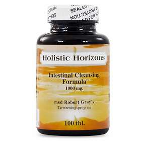 Holistic Horizons Intestinal Cleansing Formula 100 Tabletter