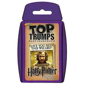 Top Trumps Harry Potter & the Prisoner of Azkaban