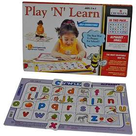 Creative Educational Early Years Play and Learn Small Alphabet