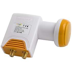 Golden Media Twin LNB 202+