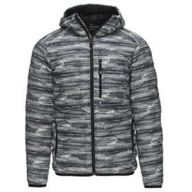 Peak Performance Helium Print Hood Jacket (Herre)