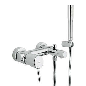 Grohe Concetto Badkarsblandare 32212001 (Chrome)