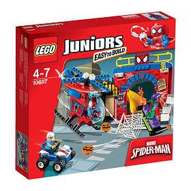 LEGO Juniors 10687 Spider Man Hideout